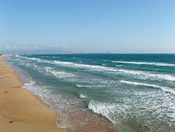 Знаменитые песчаные пляжи анапы
